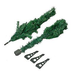 Γιορτινά αξεσουάρ Προμήθειες για Χριστουγεννιάτικο Πάρτι Χριστουγεννιάτικα Δέντρα Γιορτινά προϊόντα Πλαστικό Γκρι8 ως 13 χρονών 14 χρονών