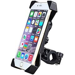 Telefoonhouder standaard Fietsen / Motorfietsen / Voor buiten Stuur Verstelbare Standaard Kunststof for Mobiele telefoon