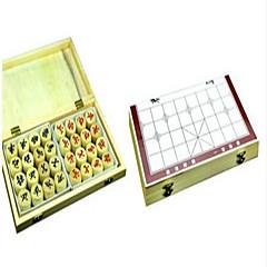 אבני בניין משחק לוח צעצוע חינוכי לקבלת מתנה אבני בניין ריבוע מעגלי עץ שנתיים עד 4 צעצועים