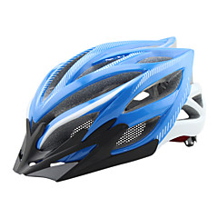 FTIIER Upgrade Ultralight Cycling Helmet  LED Taillights Bicycle Helmet Women Men Integrally-molded Cycling Helmet Visor