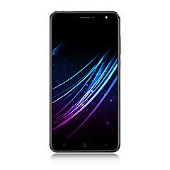 """DOOGEE X7 6.0 """" Android 6.0 3G smarttelefon (Dobbelt SIM Kvadro-Kjerne 13 MP 1GB + 16 GB Svart Gull Sølv)"""