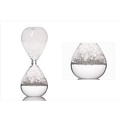 Sanduhren Kreisförmig Glas