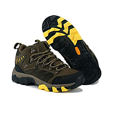 Tênis Tênis de Caminhada Sapatos de Montanhismo Homens UnisexoAnti-Escorregar Anti-Shake Almofadado Ventilação Secagem Rápida