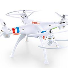 Drone Global Drone GW180HW 4 Kanaler 6 Akse 2.4G Med 2.0 MP HD-kamera Fjernstyret quadcopterFPV LED-belysning En Knap Til Returflyvning