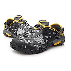 ספורטיבי נעלי ספורט נעלי טיולי הרים נעלי יומיום יוניסקסנגד החלקה Anti-Shake ריפוד אוורור פגיעה חסין בפני שחיקה ייבוש מהיר נושם קל במיוחד