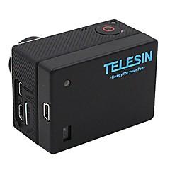 TELESIN GP-BPB-001 Bateria For Gopro Hero 3 Gopro Hero 3+ GoPro Hero 4 Esqui Moto Paraquedismo Escalada Viagem