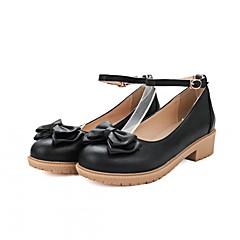 Women's Flats Spring Summer Fall Winter Comfort Novelty PU Leatherette Wedding Office & Career Party & Evening Dress Stiletto Heel Others