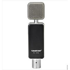 takstar pc-k700usb užitečný hot pevné vysoce kvalitní stereo kondenzátorový mikrofon pro přenosné počítače