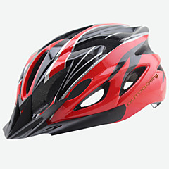 Unisex18 Vents Mountain / Road Bike PC + EPS Helmet