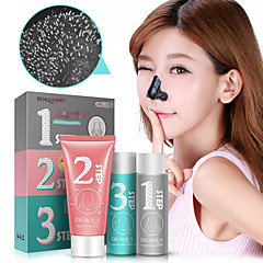 1set mee-eter remover masker poriën schoner gezicht essentie vloeibare gezicht huidverzorging set