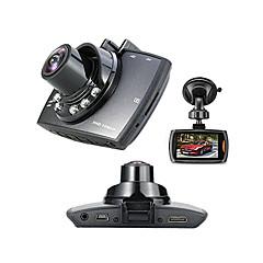 Full HD / Video výstup / G-senzor / Detekce pohybu / Široký úhel / 720P / 1080P / HD / Protinárazový / Statické foto -1/4 palce, barvy