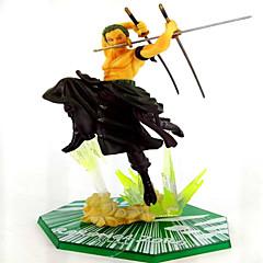 Anime Action-Figuren Inspiriert von One Piece Roronoa Zoro PVC 20 CM Modell Spielzeug Puppe Spielzeug