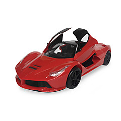 Car 1:12 Brushless Electric RC Car 50 2.4G Red Ready-To-Go Remote Control Car User Manual USB Cable