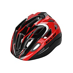 Sports Kid's Bike Helmet 18 Vents Cycling Cycling PC EPS Red Black Light Pink Light Blue