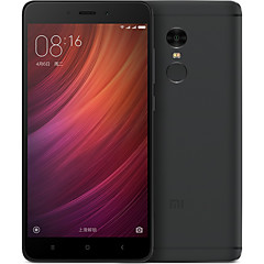 "Xiaomi® Redmi Note4 5.5 "" MIUI טלפון חכם 4G ( SIM כפול Deca Core 13 MP 4GB + 64 GB שחור )"