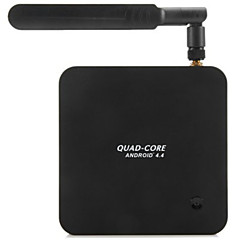 Q8 TV Box Quad-Core HD 4K Android 4.4 Network Player