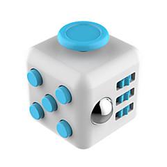 Spielzeuge Glatte Geschwindigkeits-Würfel Fidget Cube Neuartige Lindert Stress Magische Würfel Blau / Plastik