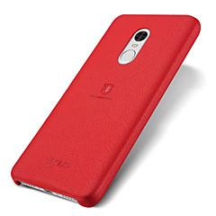 Til Ultratynn Matt Etui Bakdeksel Etui Ensfarget Hard PC til XiaomiXiaomi Redmi Note 3 Xiaomi Redmi Note 4 Xiaomi Mi 5s Xiaomi Mi 5s Plus