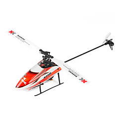 XK K110 BNF Brushless Helicopter Remote Control Six Passed No Propeller Aircraft Aircraft Model Unmanned Aerial Vehicle