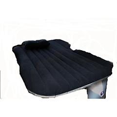 Auto Matratze Doppelbett(200 x 200)(cm)Beflockung Wasserdicht Tragbar Komfortabel Aufblasbar