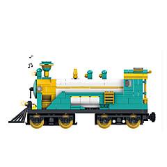 Építőkockák Ajándék Építőkockák Építő játékok Vonat Játékok