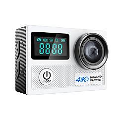 20MP 4608 x 3456 WIFI LED Voděodolné Širokoúhlý Multifunkční Pohodlné Bezdrátový Ochrana proti otřesům Dual Screen 60fps 30fps 4X 12x±