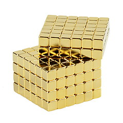 Magnet Toys 64 Pieces 5 MM Stress Relievers Magnet Toys Magic Cube Executive Toys Puzzle Cube For Gift