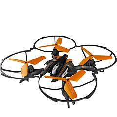 רחפן Attop 6 ערוצים 6 ציר 2.4G עם מצלמת2.0M HD RC Quadcopter הפוך טיסה עם מצלמהRC Quadcopter שלט רחוק סוללה1עבור הרחפן כבלUSB מדריך