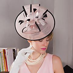Penas Capacete-Casamento Ocasião Especial Ao ar Livre Fascinador Chapéus 1 Peça