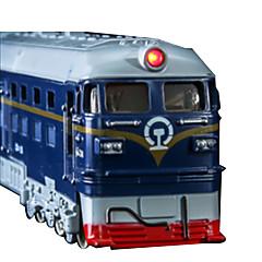Juna Taaksepäin vedettävät ajoneuvot auton Lelut 1:10 Metalli Muovi Ruskea