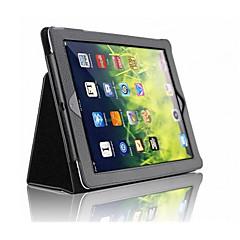 Til med stativ Magnetisk Etui Heldekkende Etui Ensfarget Hard PU-lær til Apple iPad (2017) iPad Pro 9.7'' iPad Air 2 iPad Air iPad 4/3/2