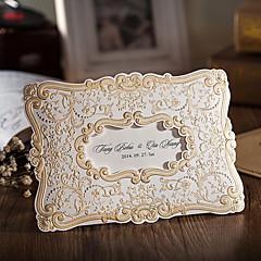 Cartão Raso Convites de casamento 50-Amostra de convite Cartões de Aniversário Cartões para o Dia das Mães Convites para Chá de Bebê