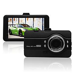 bil dvr dash cam infrarødt lys sort boks nattesyn 170degree vidvinkel g-senser loop recorder parkering tilstanden video