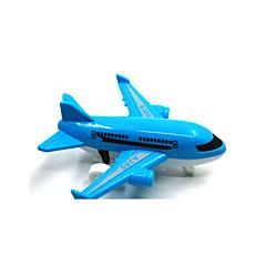 Lentokone ja helikopteri Taaksepäin vedettävät ajoneuvot auton Lelut 1:12 Muovi Ivory Ruskea  Rakennuslelu