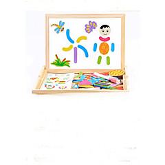 Puzzle Vzdělávací hračka Stavební bloky DIY hračky 1 Zábava pro volný čas