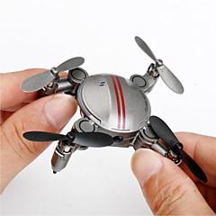 Dron RC 4Kanály 6 Osy 2.4G S HD kamerou RC kvadrikoptéraFPV LED Osvětlení Jedno Tlačítko Pro Návrat Auto-Vzlet Failsafe Headless Režim