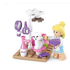 צעצועיערכת עשה זאת בעצמך אבני בניין לקבלת מתנה אבני בניין תחביבים ופנאי מרובע צעצועים