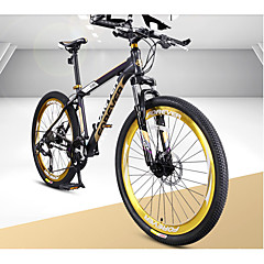Mountain Bike Biciklizam 27 Brzina 26 inča/700CC MICROSHIFT Dvostruka disk kočnica Suspension Fork Okvir od aluminijske legureAnti-Slip