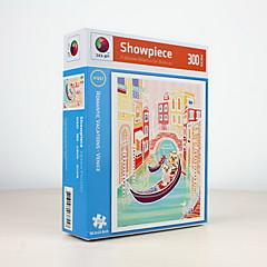 Puzzle Puzzle Stavební bloky DIY hračky Čtvercový Dřevo Zábava pro volný čas