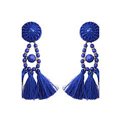 Dámské Visací náušnice Šperky bižuterie Módní Bohemia Style Slitina Šperky Šperky Pro Párty Ležérní