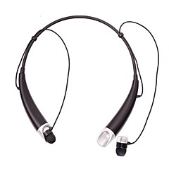 SOYTO WPAIER HBS-500 Magnetic Wireless Bluetooth headphones CSR4.0 sports Neckband Headset for ios / Android Universal Type