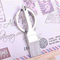 Aluminium Legierung Schlüsselanhänger Geschenke Stück / Set individualisiert Silber