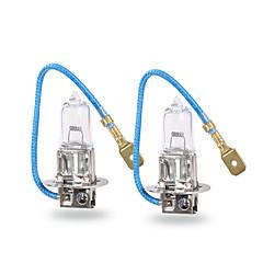 Gmy ® הלוגן רכב רכב ערפל אור h3 סדרה ברורה 12v 100w 2pcs