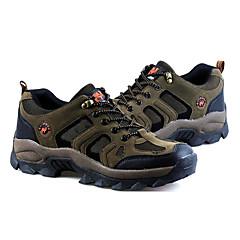 ZL02 Sapatos de Montanhismo Tênis de Caminhada Mulheres Homens UnisexoAnti-Escorregar Almofadado Impacto Prova-de-Água Vestível