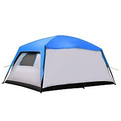 CAMEL > 8 osoba Dvaput Obiteljski šatori za kampiranje Dvije sobe Tri sobe s prozorčićem šator za kampiranje 2000-3000 mmProzračnosti