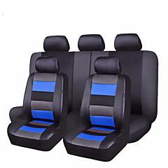 Couvre-siège Double(cm)Cuir Lavable en machine Confortable