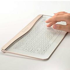 bastron gjennomsiktig touch-glass tastatur touchpad mus funksjons gester