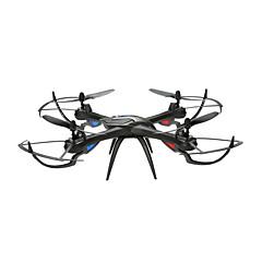 Dron YiZHAN i8H 4 kanałowy Oś 6 Z kamerą 5.0M HD Zdalnie Sterowany Quadrocopter śmigła Instrukcja Obsługi