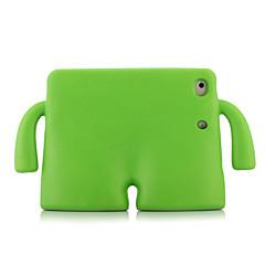 Eva tablet case para ipad air1 air2 ipad 2017 novo 9.7 capa capa silicone espelho espuma resistente ao choque suporte suave 3d cute