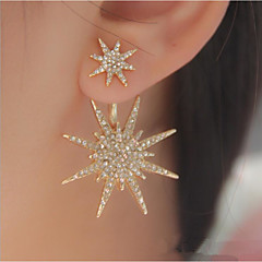 Guardian Of A Snowflake Earrings With Diamond Earrings And Accessories
